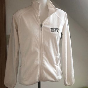Columbia super soft zip up Pitt jacket